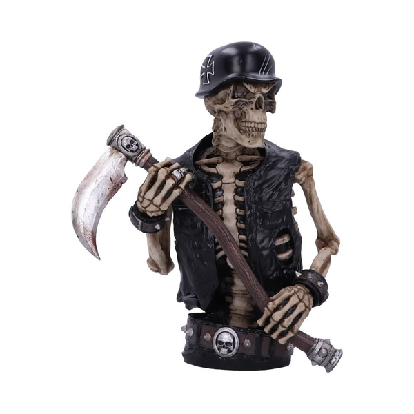 Ride out of Hell (James Ryman) Skeleton Bust