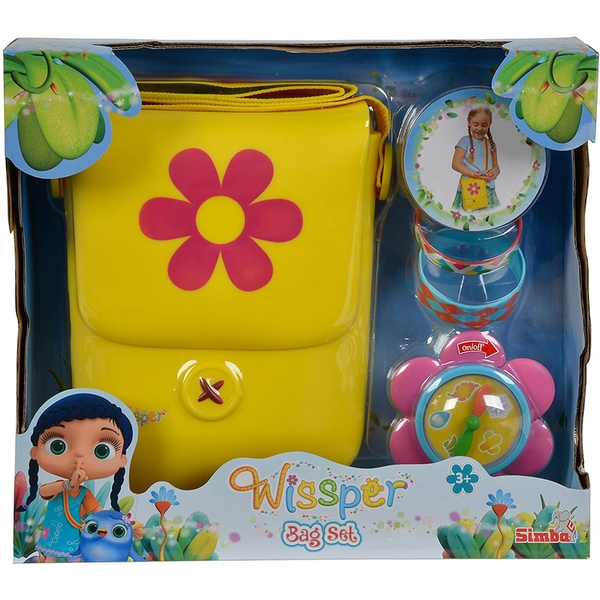Simba - Wissper-Bag Set