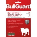 Bullguard Internet Security 2019 1Year/3 Device Multi Device Single Retail License English