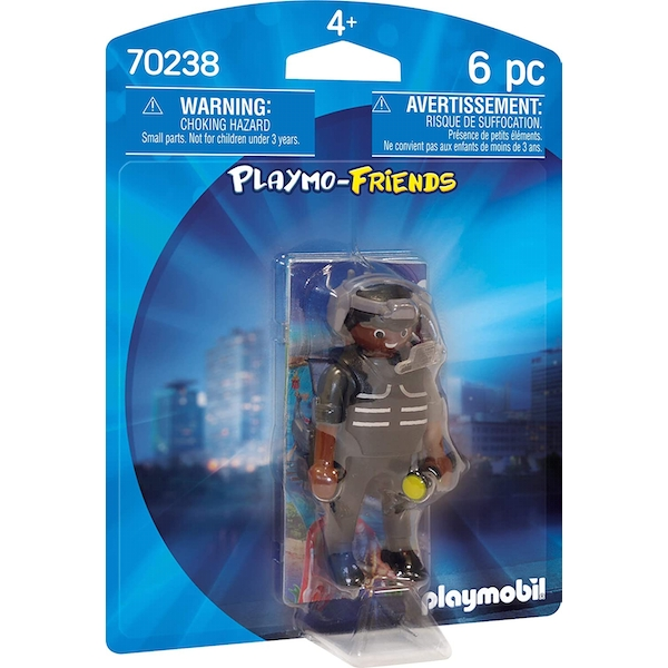 Playmobil: Tactical Unit Officer