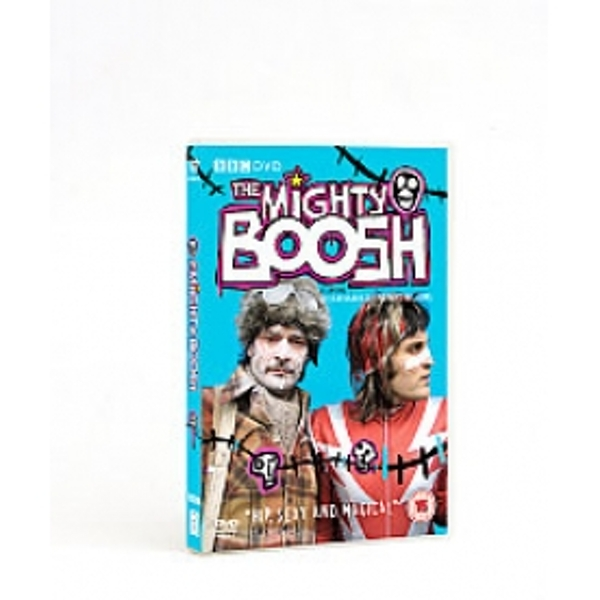 Mighty Boosh - Complete Series 1 DVD