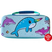 Narwhal Protective Carry and Storage Case for Nintendo Switch Lite