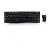 Logitech MK270 Wireless Combo UK Layout