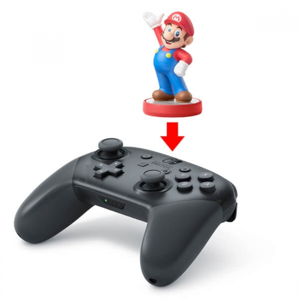 how to connect a switch pro controller to pc