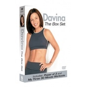 Davina - The Box Set : The Power Of 3 / My Three 30 Minute Workouts DVD