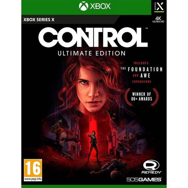Control Ultimate Edition Xbox Series X Game