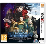 Shin Megami Tensei Strange Journey Redux for 3DS