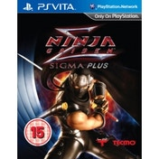 Ninja Gaiden Sigma Plus Game PS Vita