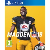 Madden NFL 19 PS4 Game