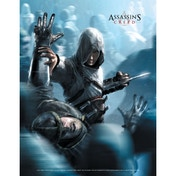 Assassin's Creed Wallscroll Out Of My Way