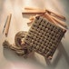 House of Crafts Seagrass Weaving Stool Kit - Image 2