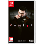 Vampyr Nintendo Switch Game