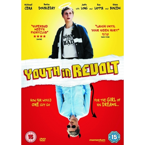Youth In Revolt DVD