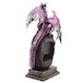 Crystal Geode Dark Legends Dragon Clock (1 Random Supplied) - Image 5