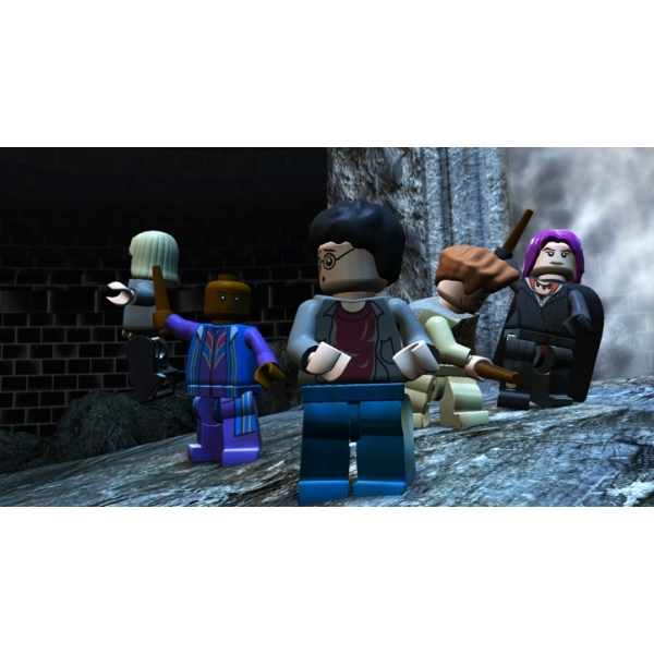 Lego Harry Potter Years 5 7 Game Ps3
