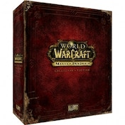Ex-Display World Of Warcraft Mists Of Pandaria Collector's Edition Game PC Used - Like New