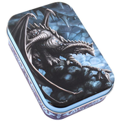 Age Of Dragons Rock Dragon Metal Tin