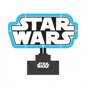 Star Wars Small Neon Light (UK Plug)