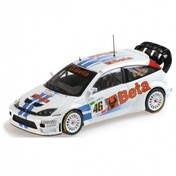 Minichamps 1:43 2007 Ford Focus WRC Rossi/Cassina 'Beta' - Monza Rally
