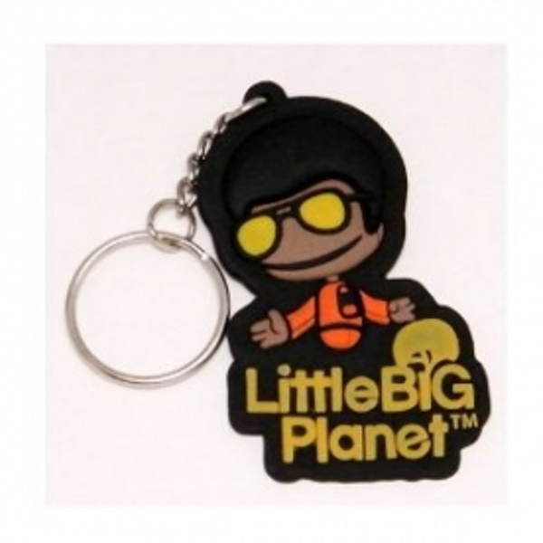 Little Big Planet Marvin Sackboy Keyring