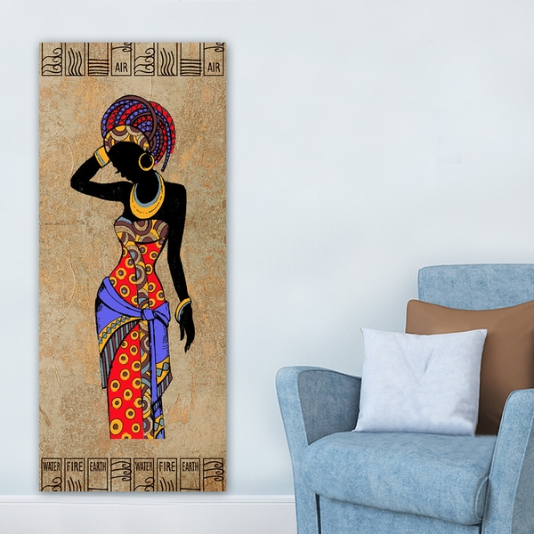 DKY234153597404_50120 Multicolor Decorative Canvas Painting