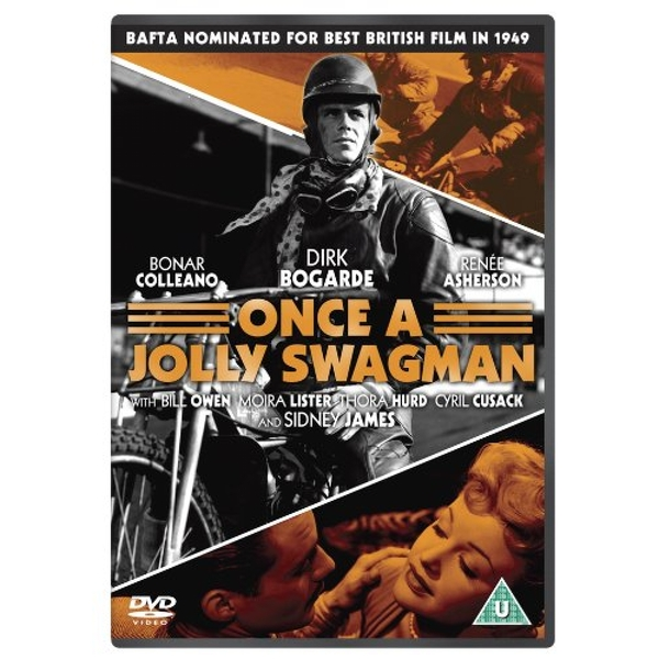 Once A Jolly Swagman DVD