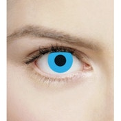 Zombie Blue 1 Month Halloween Coloured Contact Lenses (MesmerEyez XtremeEyez)
