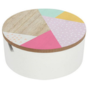 Live Colourfully Jewellery Box