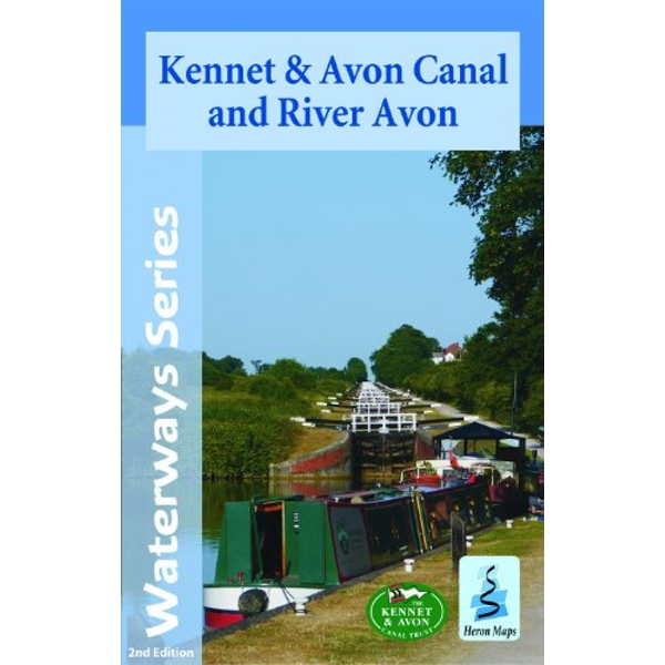 Kennet & Avon Canal and River Avon  2013 Sheet map, folded