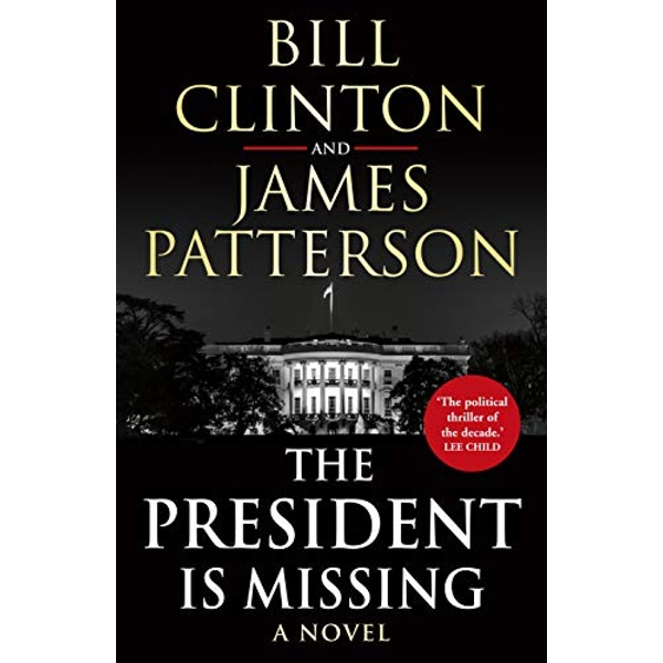 The President is Missing  Paperback 2018