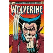 Marvel Wolverine A Mervel Comics Lmited Series Maxi Poster