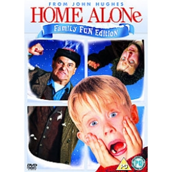 Home Alone Family Fun Edition DVD