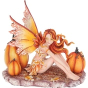 Autumn Fae Fairy Figurine