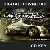 Need for Speed Most Wanted PC CD Key Download for Origin
