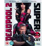 Deadpool 2 4K UHD Blu-ray