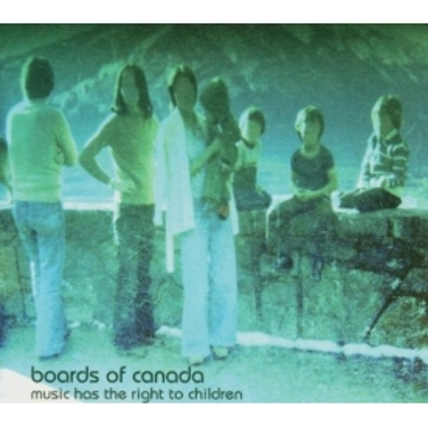 Boards Of Canada - Music Has The Right To Children New Version CD