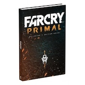 Far Cry Primal Strategy Guide Hardcover