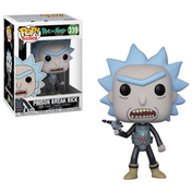 Prison Escape Rick (Rick & Morty) Funko Pop! Vinyl Figure