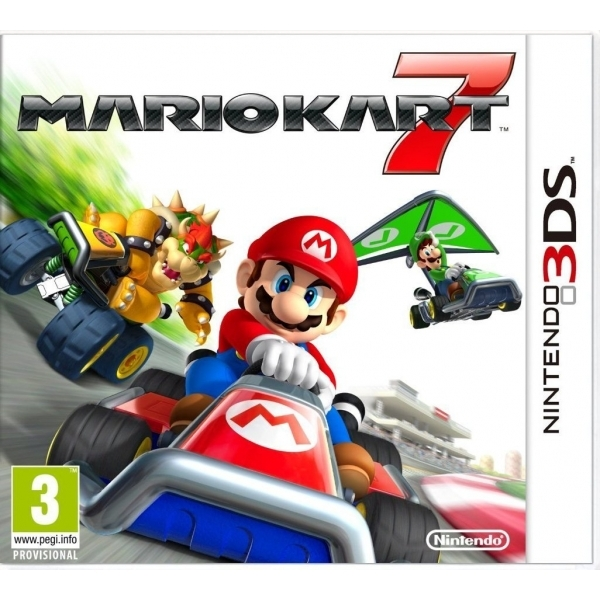 Mario Kart 7 Game 3DS - Image 1