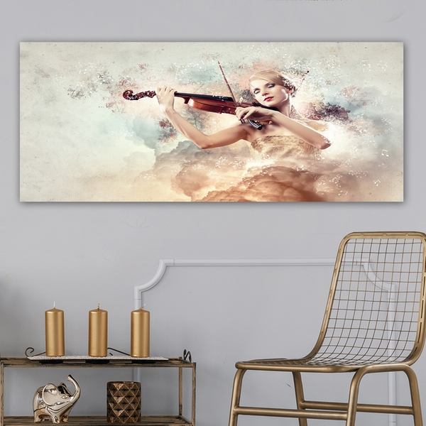 YTY139307069_50120 Multicolor Decorative Canvas Painting