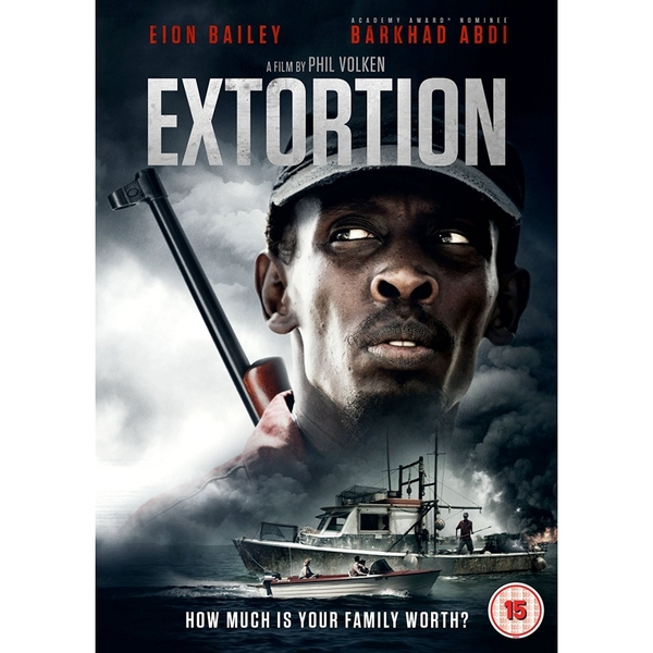 Extortion DVD