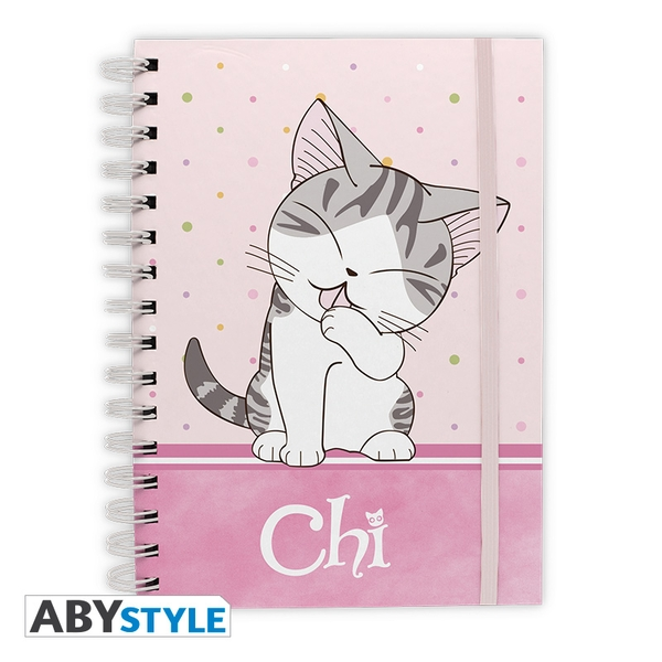 Chi - Chi Notebook