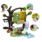 Peppa Pig Muddy Puddle Treehouse Playset