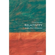 Relativity: A Very Short Introduction by Russell Stannard (Paperback, 2008)