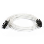 Phanteks 8-Pin EPS12V Cable Extension 50cm - Sleeved White