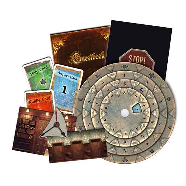 Exit: The Sinister Mansion Board Game - Image 4