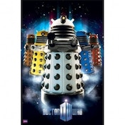 Doctor Who The Daleks Maxi Poster