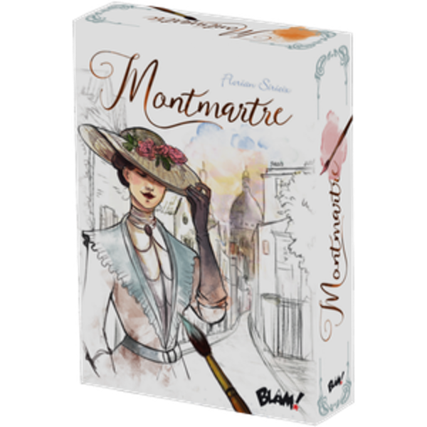 Montmartre Card Game