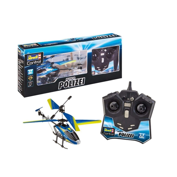 Radio Controlled Police Helicopter by Revell Control