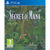 Secret of Mana PS4 Game (with Costume DLC)